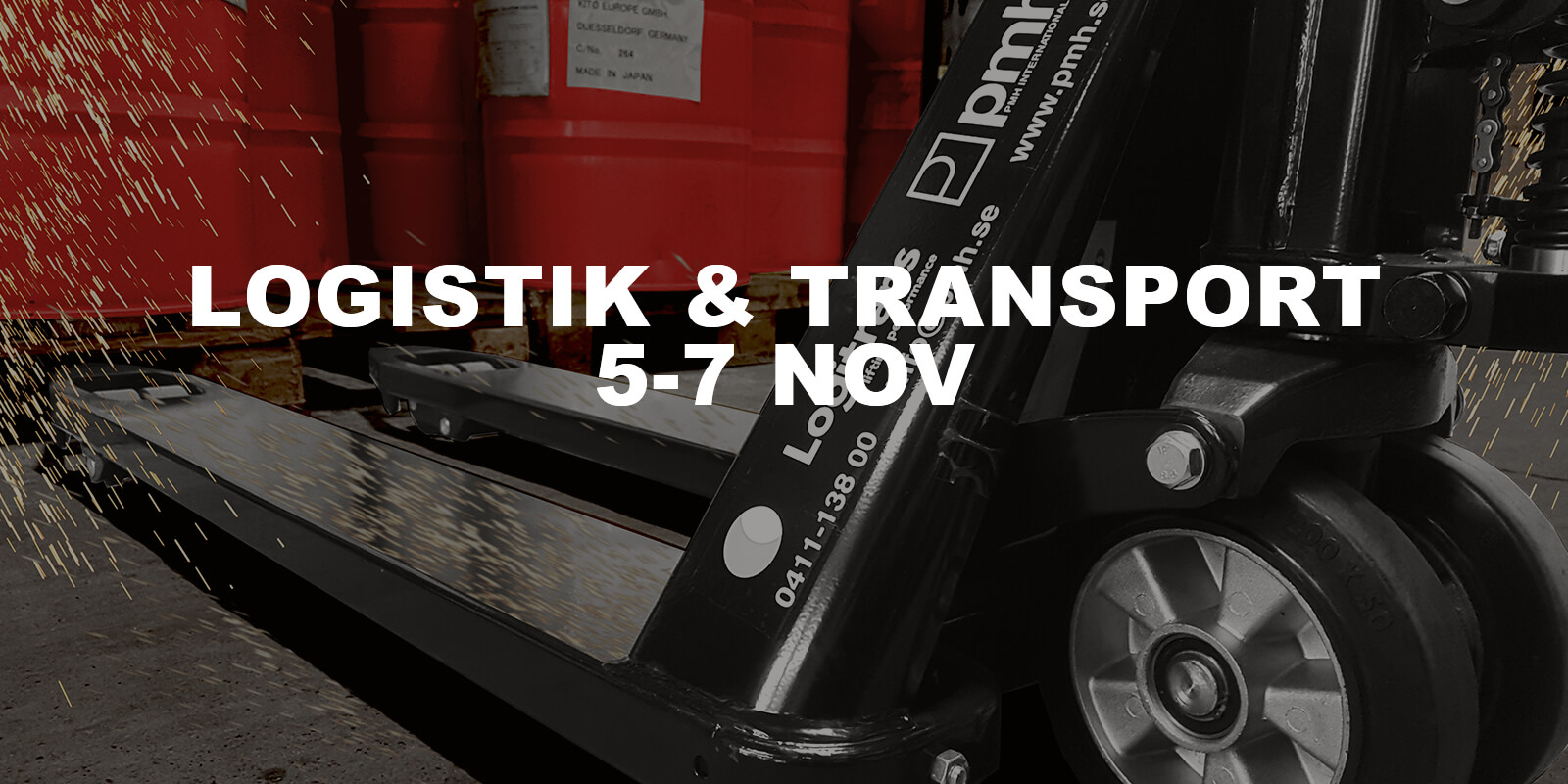 Logistik & Transport Göteborg 5-7 November